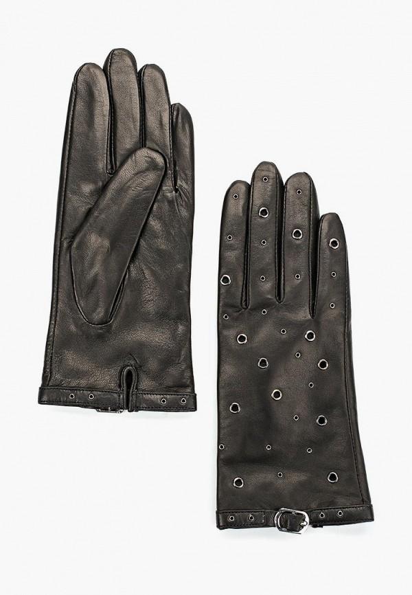 женские перчатки moltini, черные