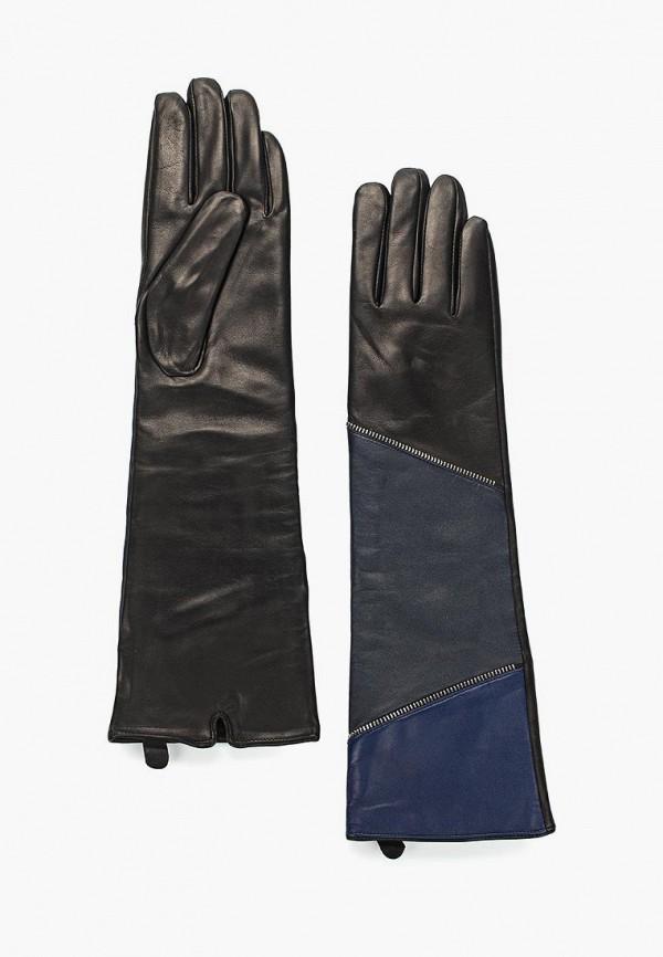 женские кожаные перчатки moltini, разноцветные