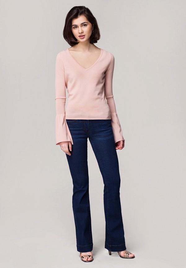 Пуловер Vilatte цвет розовый  Фото 2