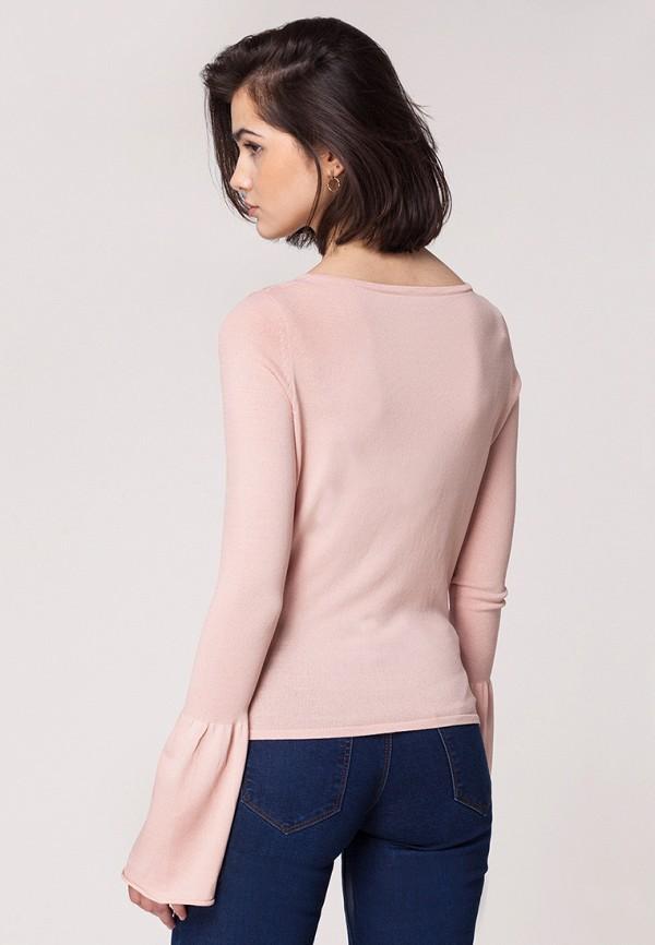 Пуловер Vilatte цвет розовый  Фото 3