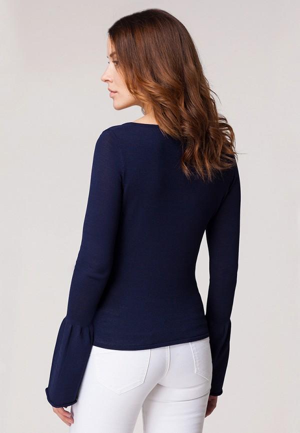 Пуловер Vilatte цвет синий  Фото 3