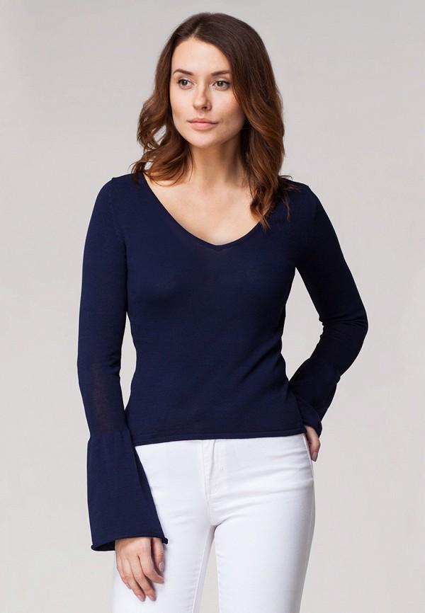 Пуловер Vilatte цвет синий