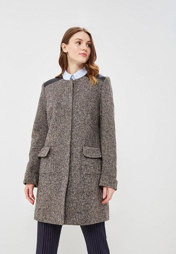 Пальто Alix Story цвет серый