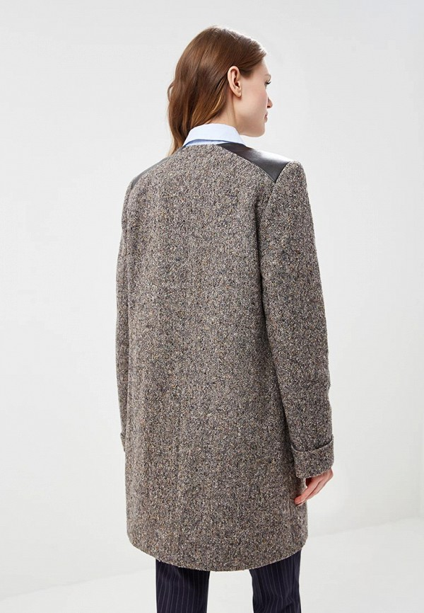 Пальто Alix Story цвет серый  Фото 3