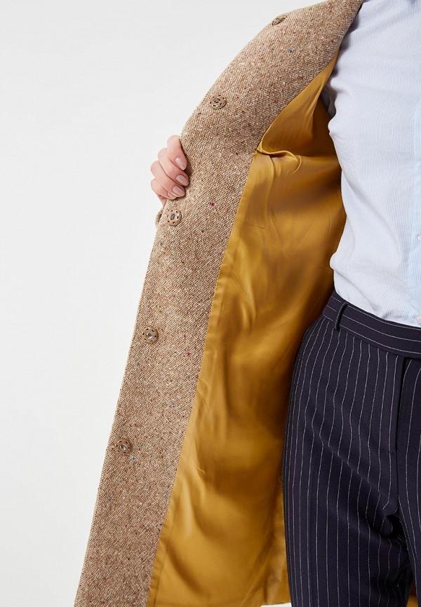 Пальто Alix Story цвет бежевый  Фото 4