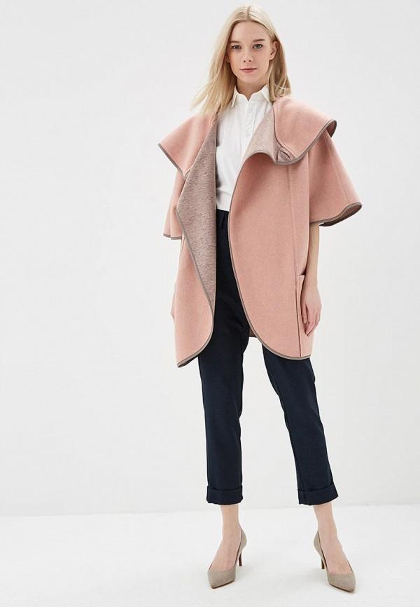 Пальто Alix Story цвет розовый  Фото 2