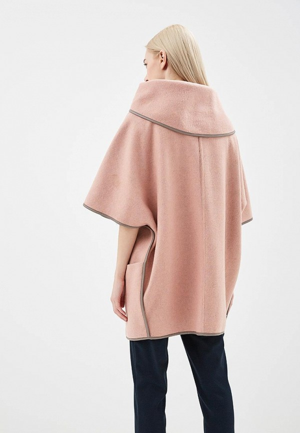 Пальто Alix Story цвет розовый  Фото 3