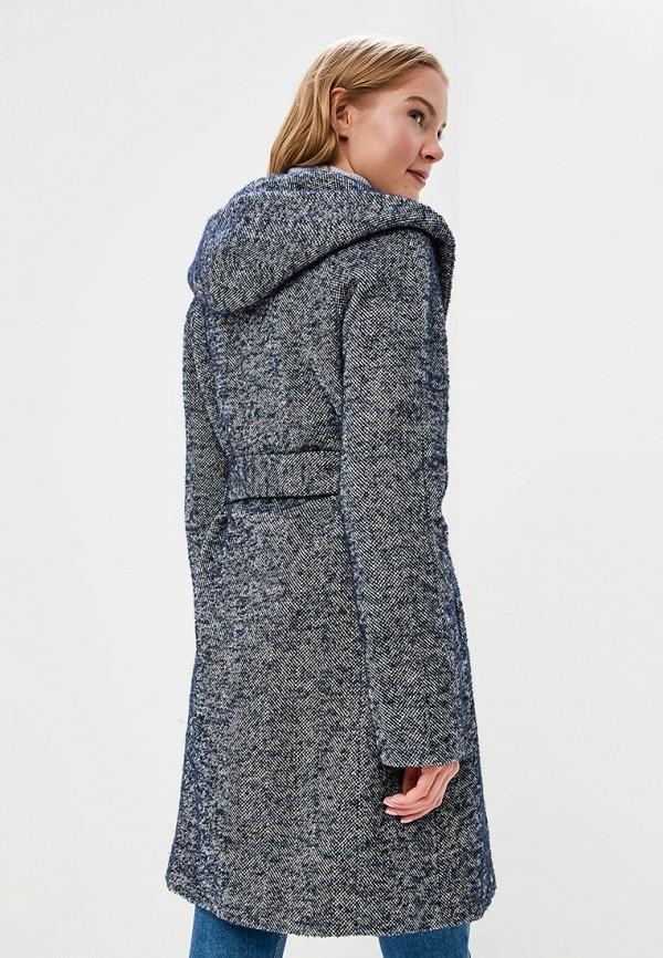 Пальто Alix Story цвет синий  Фото 3