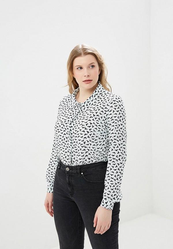 Купить Блуза XLady, mp002xw13w4s, голубой, Весна-лето 2018