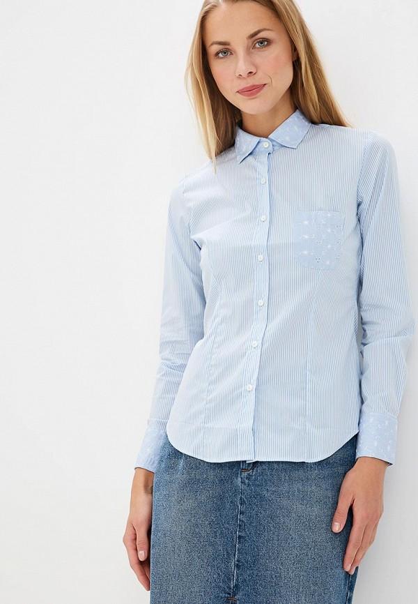 Купить Рубашка Webb & Scott co., Marta, MP002XW13X8C, голубой, Весна-лето 2018