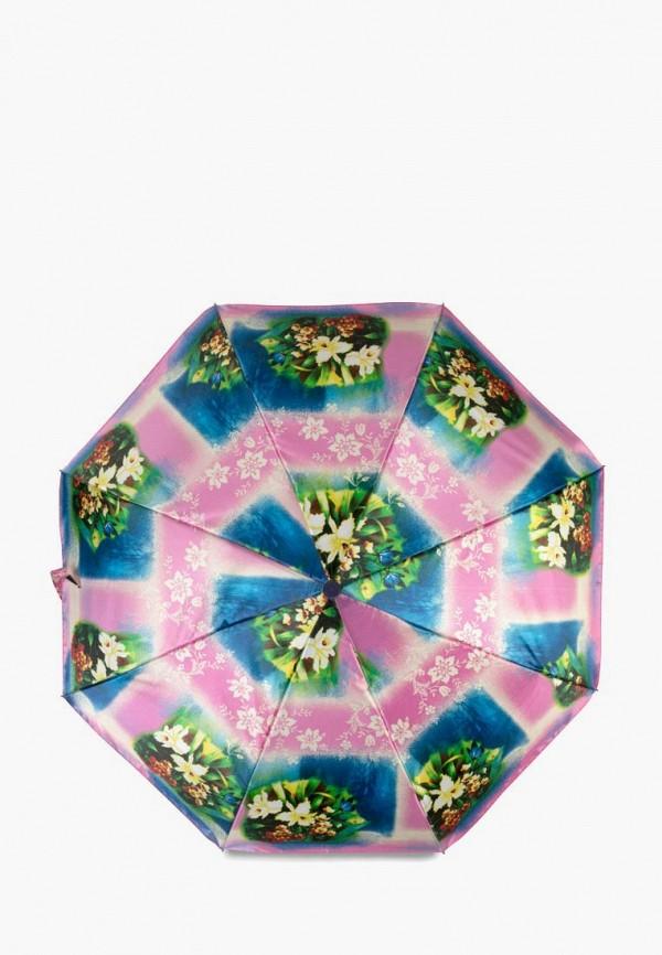 Зонт складной Baudet Baudet MP002XW13XJ3 зонт baudet 10598 4 ромашки dark violet
