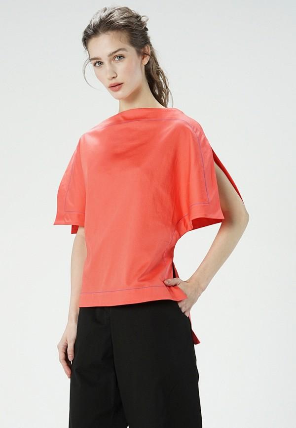 Купить Блуза Belka, MP002XW13XNY, коралловый, Весна-лето 2018