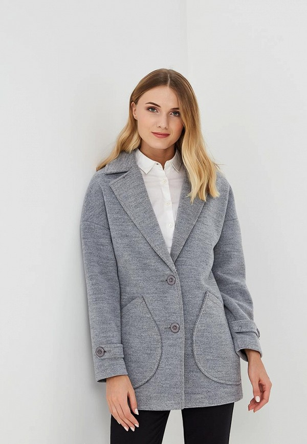 Купить Пальто Ovelli, MP002XW13XSP, серый, Весна-лето 2018