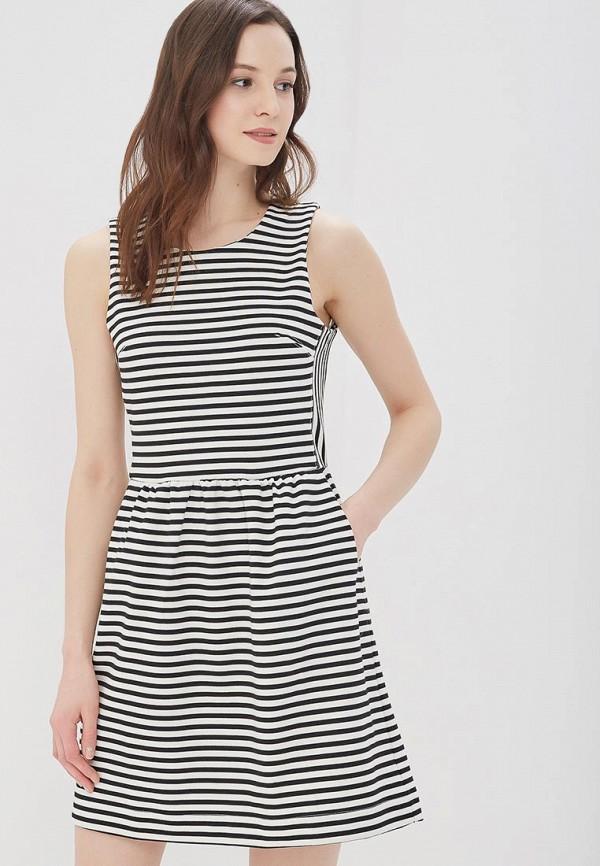 Платье Colin's, mp002xw13y3r, белый, Весна-лето 2018  - купить со скидкой