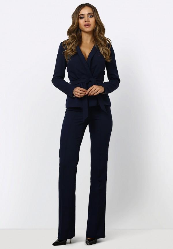 женский костюм zerkala, синий
