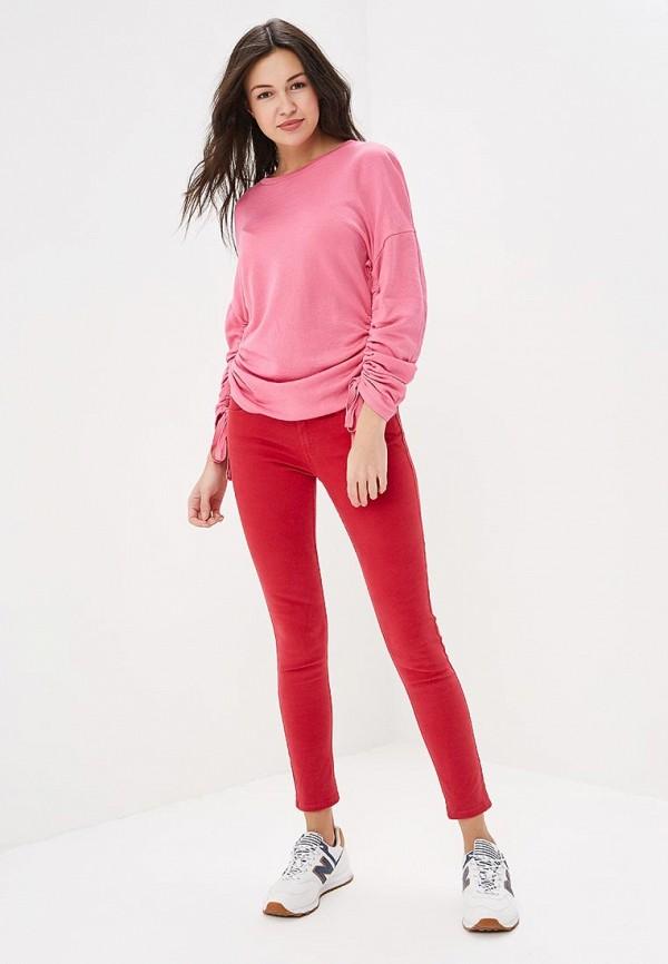 Свитшот LIME цвет розовый  Фото 2