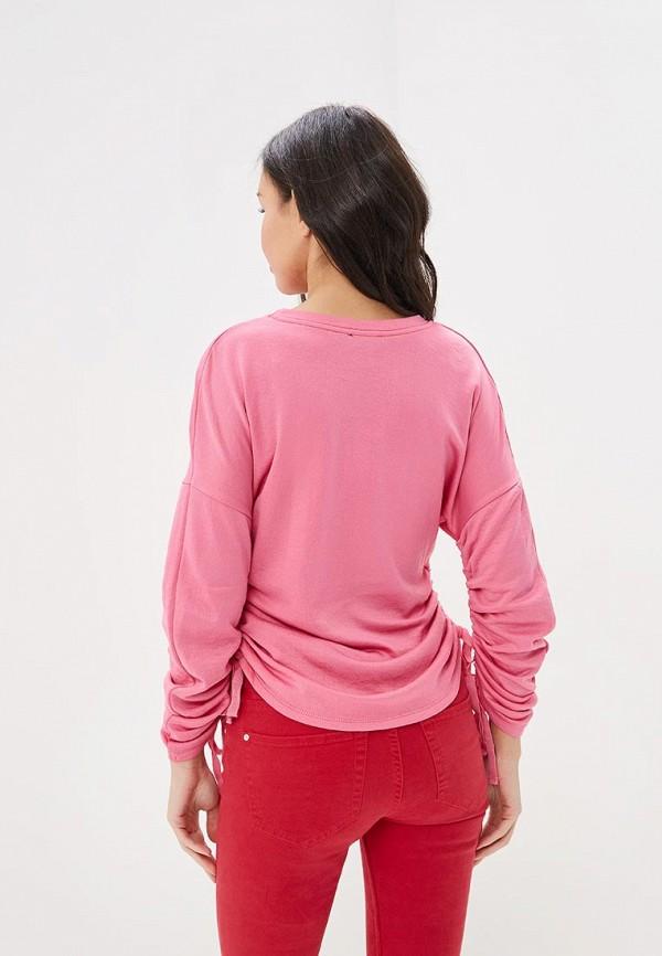 Свитшот LIME цвет розовый  Фото 3