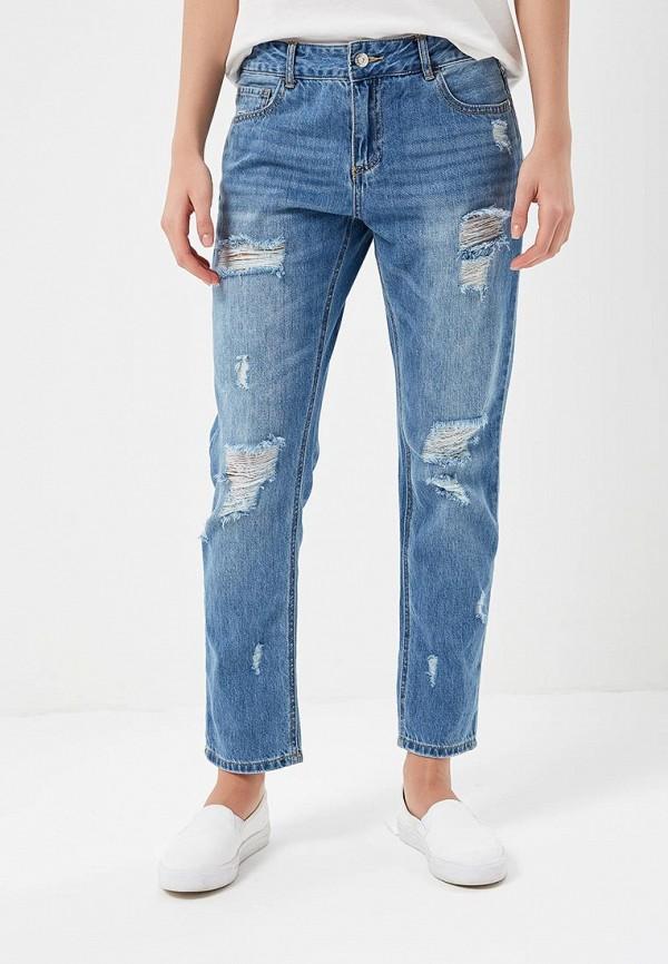 женские джинсы lime, синие