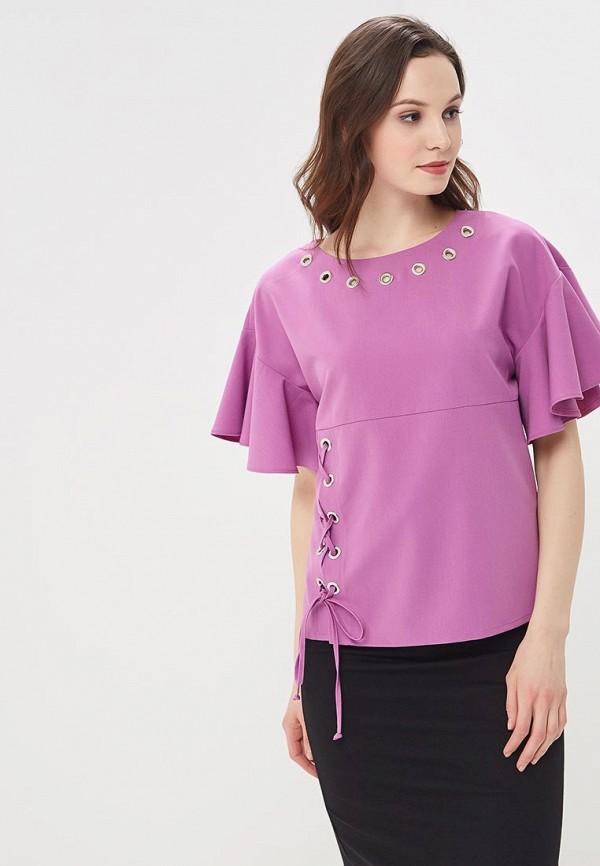 Купить Блуза MARI VERA, MP002XW13YMT, розовый, Весна-лето 2018
