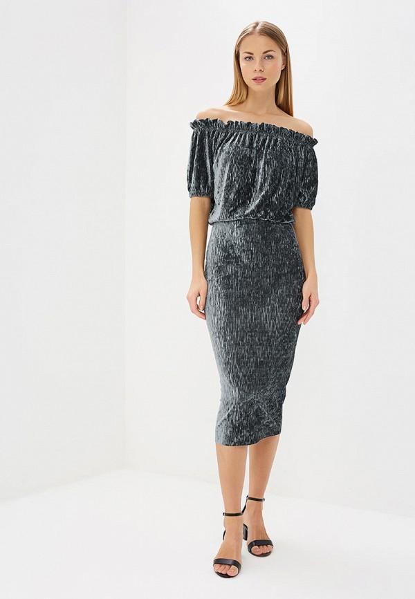 Купить Платье Ruxara, mp002xw13yzr, бирюзовый, Осень-зима 2017/2018