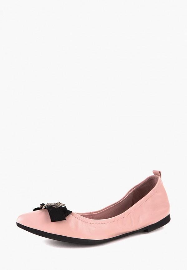 Купить Балетки Marco Bonne`, MP002XW13Z3U, розовый, Весна-лето 2018