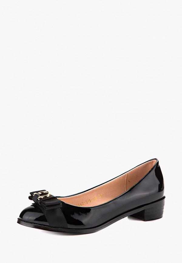 Купить Туфли Marco Bonne`, MP002XW13Z6T, черный, Весна-лето 2018