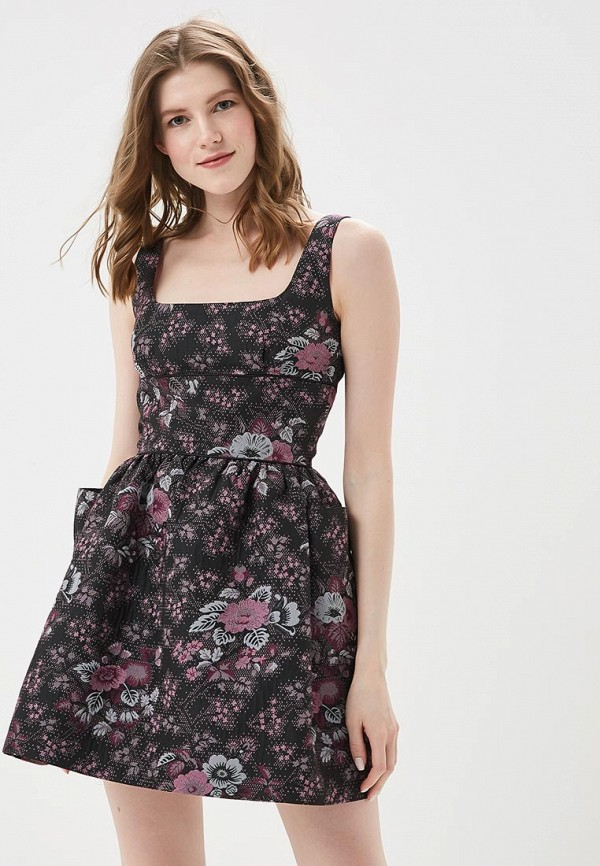 Купить Платье Galina Vasilyeva, MP002XW13ZAE, черный, Весна-лето 2018