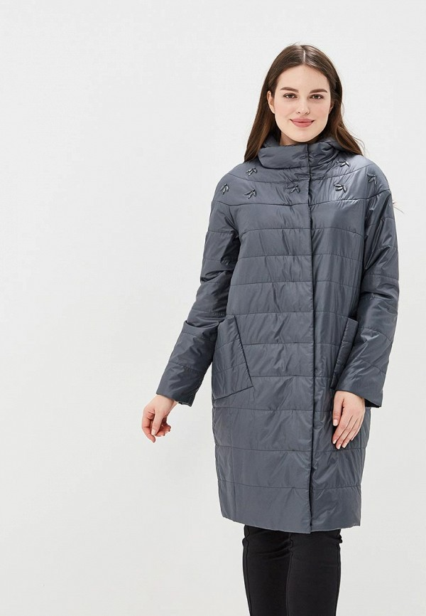 Купить Куртка утепленная Winterra, mp002xw13zg1, серый, Весна-лето 2018
