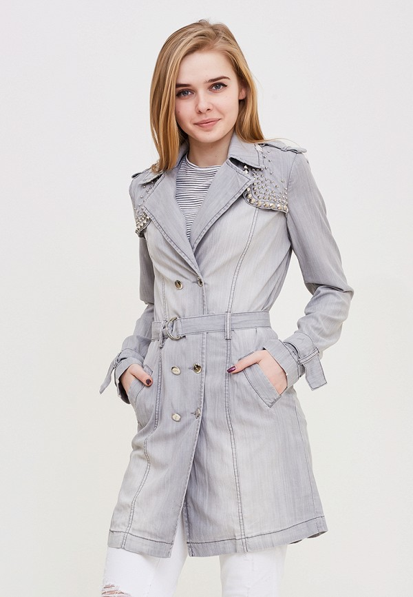 Куртка джинсовая DSHE DSHE MP002XW140T5 платье джинсовое dshe dshe mp002xw0qwee
