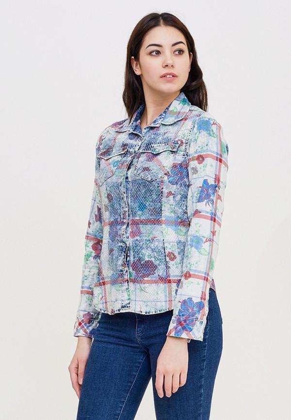Купить Рубашка DSHE, mp002xw140u4, голубой, Весна-лето 2018