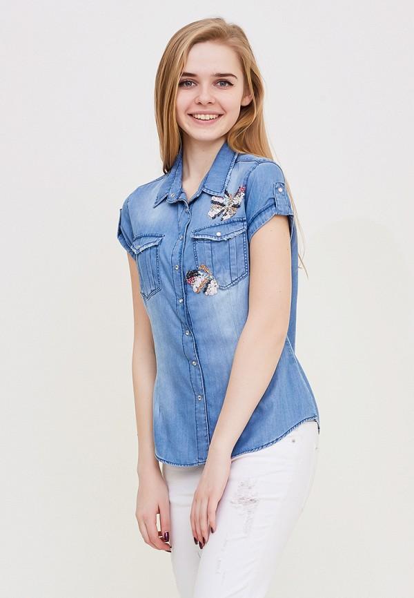 Рубашка джинсовая DSHE DSHE MP002XW140UG рубашка джинсовая dshe dshe mp002xw140z7