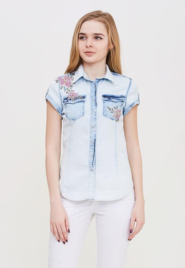 Рубашка джинсовая DSHE DSHE MP002XW140UK рубашка джинсовая dshe dshe mp002xw1h3lc