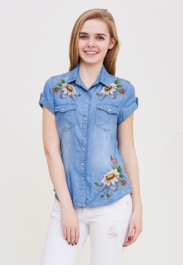 Рубашка джинсовая DSHE DSHE MP002XW140UN рубашка джинсовая dshe dshe mp002xw1h3lc