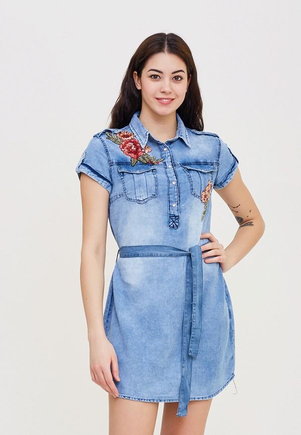 Платье DSHE DSHE MP002XW140UW платье джинсовое dshe dshe mp002xw0qwee