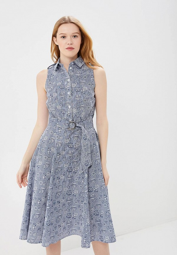 Купить Платье AstraVita, MP002XW140V8, синий, Весна-лето 2018