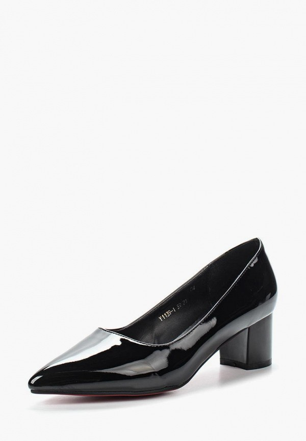 Туфли Vivian Royal Vivian Royal MP002XW1412Z туфли vivian royal туфли на среднем каблуке