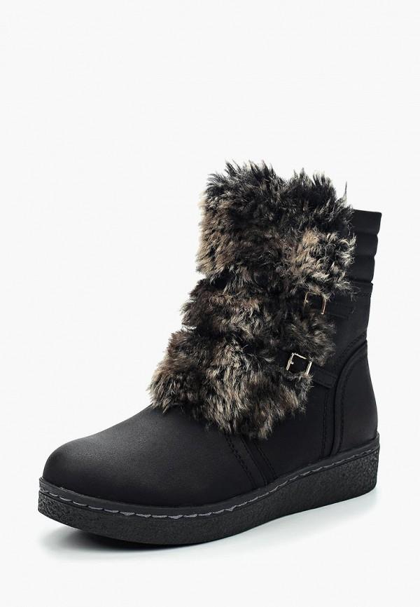Купить Ботинки Vivian Royal, MP002XW14132, черный, Весна-лето 2018