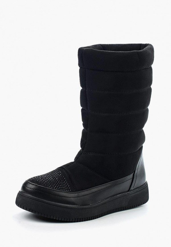 женские сапоги vivian royal, черные