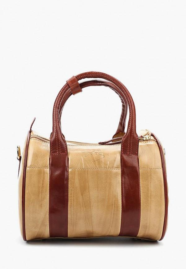 женская сумка alexander tsiselsky, бежевая
