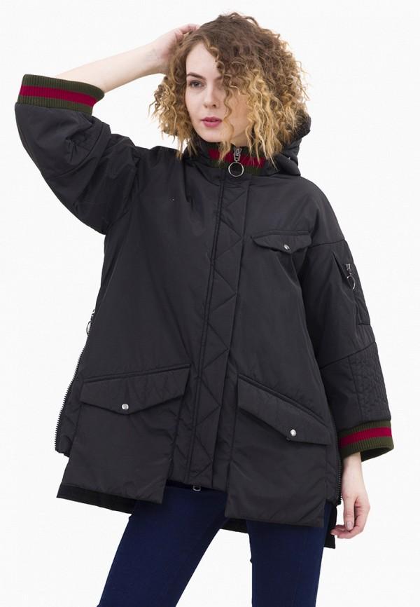 женская куртка pavel yerokin, черная