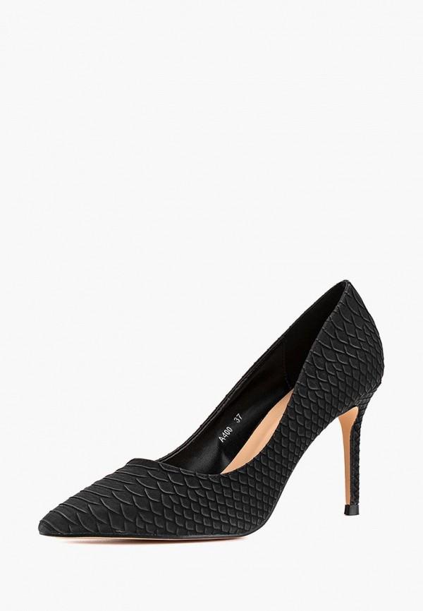 Туфли Marco Bonne` цвет черный