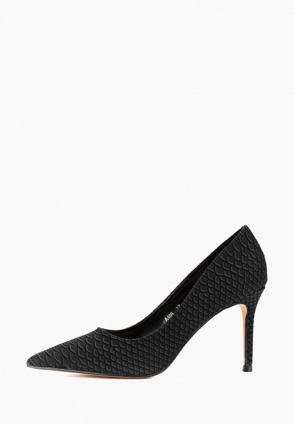 Туфли Marco Bonne` цвет черный  Фото 3