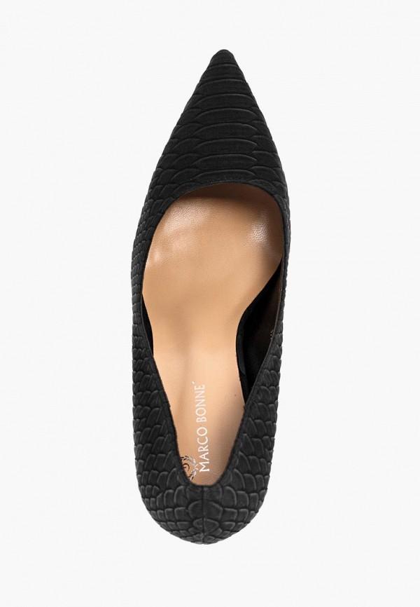 Туфли Marco Bonne` цвет черный  Фото 2