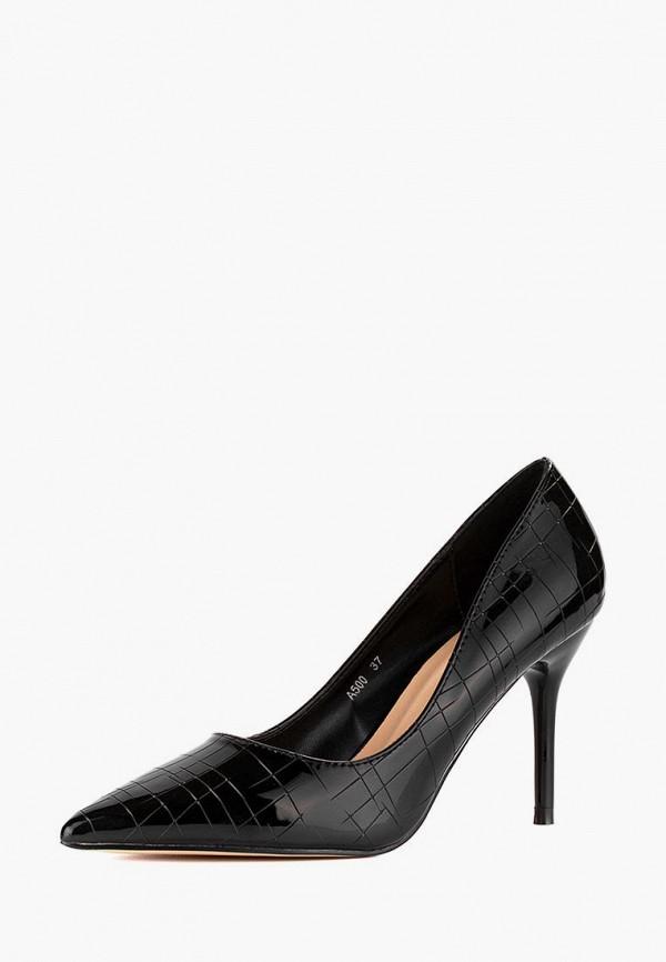 Купить Туфли Marco Bonne`, MP002XW141ST, черный, Весна-лето 2018