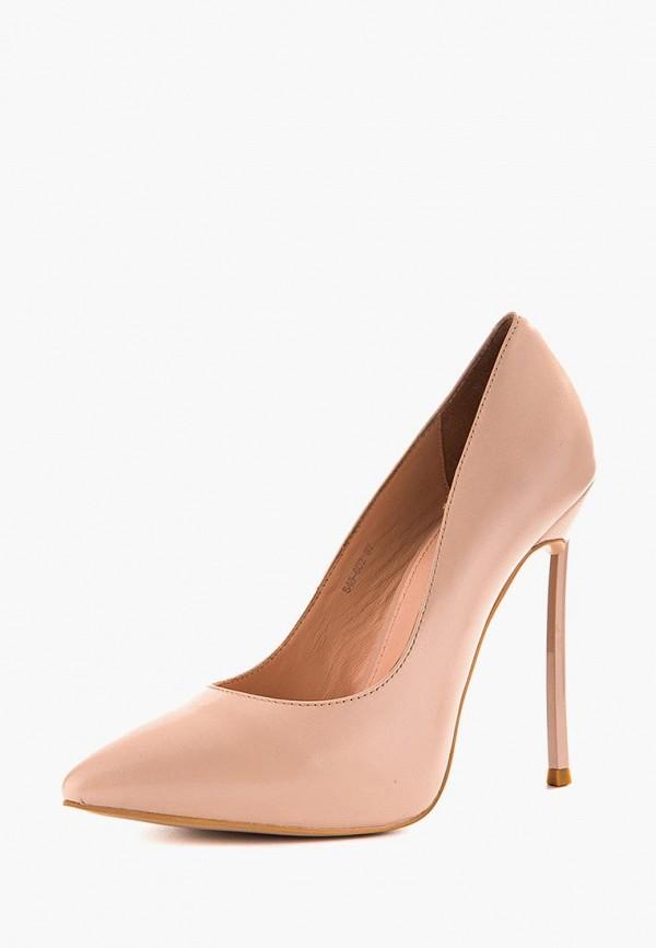 Купить Туфли Marco Bonne`, MP002XW141T7, бежевый, Весна-лето 2018