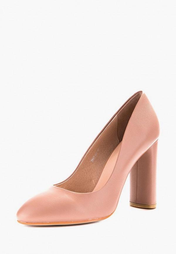 Купить Туфли Marco Bonne`, mp002xw141t9, розовый, Весна-лето 2018