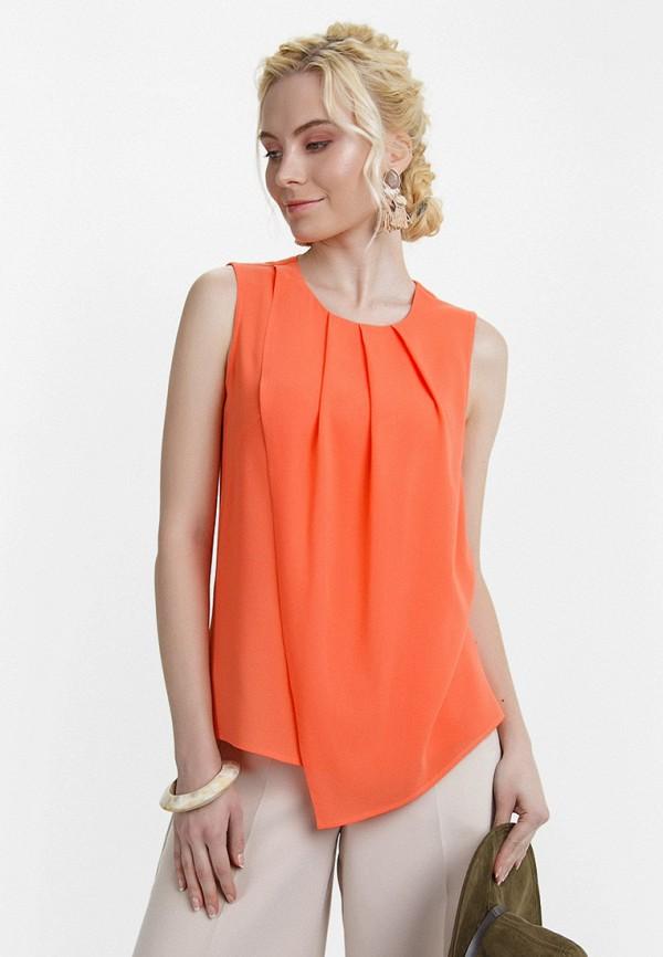 Купить Блуза Audrey Right, MP002XW141U2, оранжевый, Весна-лето 2018