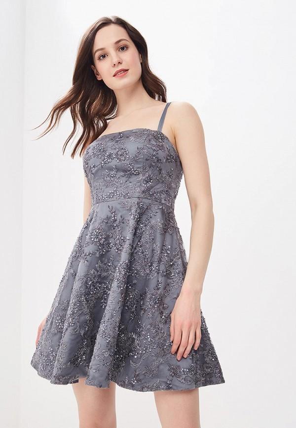 Купить Платье Vestetica, mp002xw141um, серый, Весна-лето 2018