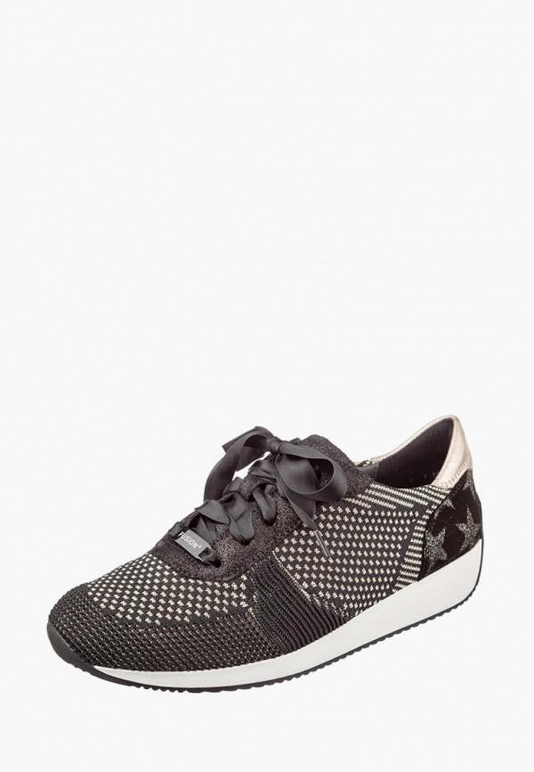 женские кроссовки ara, черные