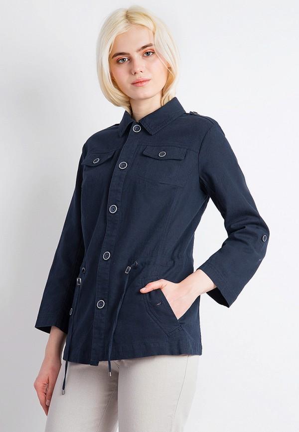Куртка Finn Flare, MP002XW1455M, синий, Весна-лето 2018  - купить со скидкой